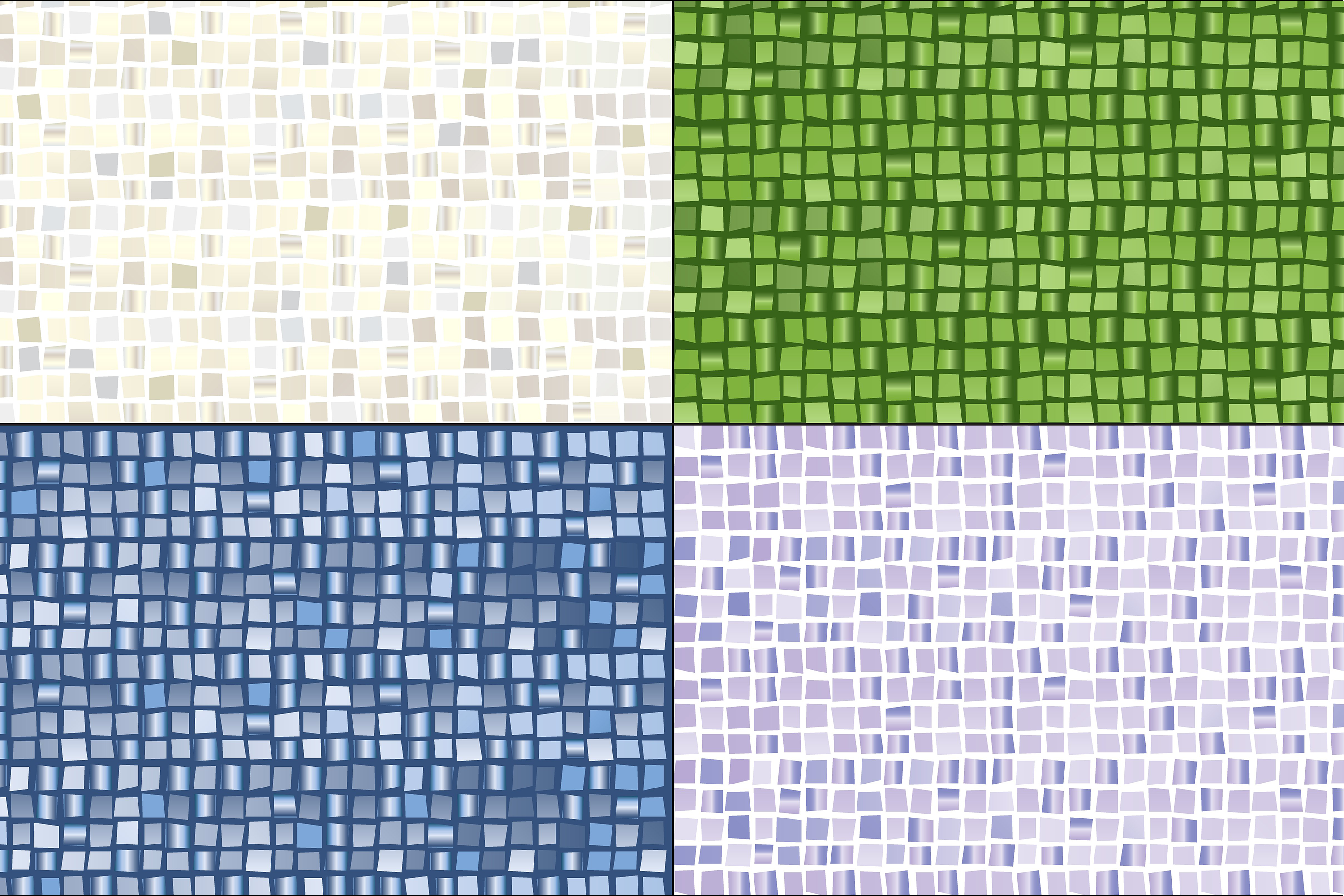 Mosaic Textures example image 2