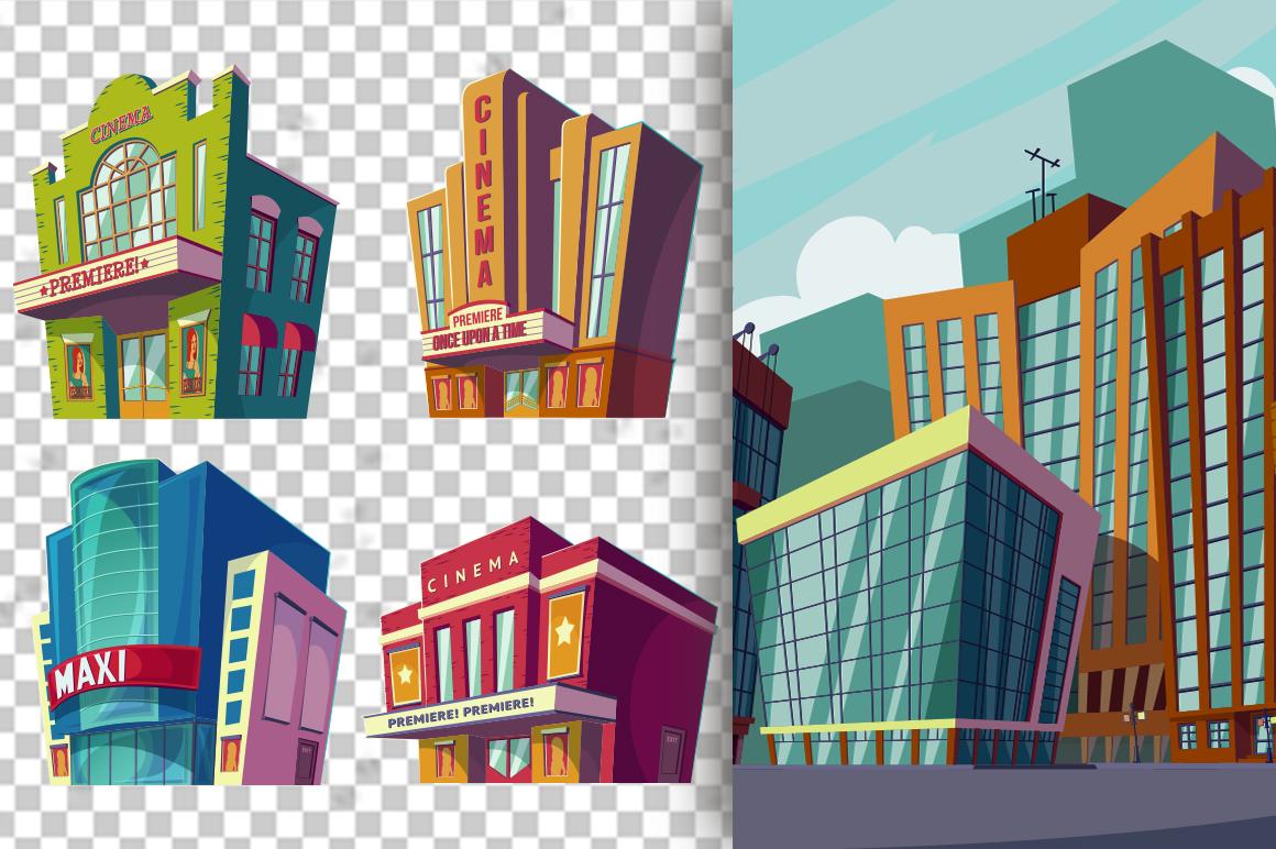 Urban landscape example image 5