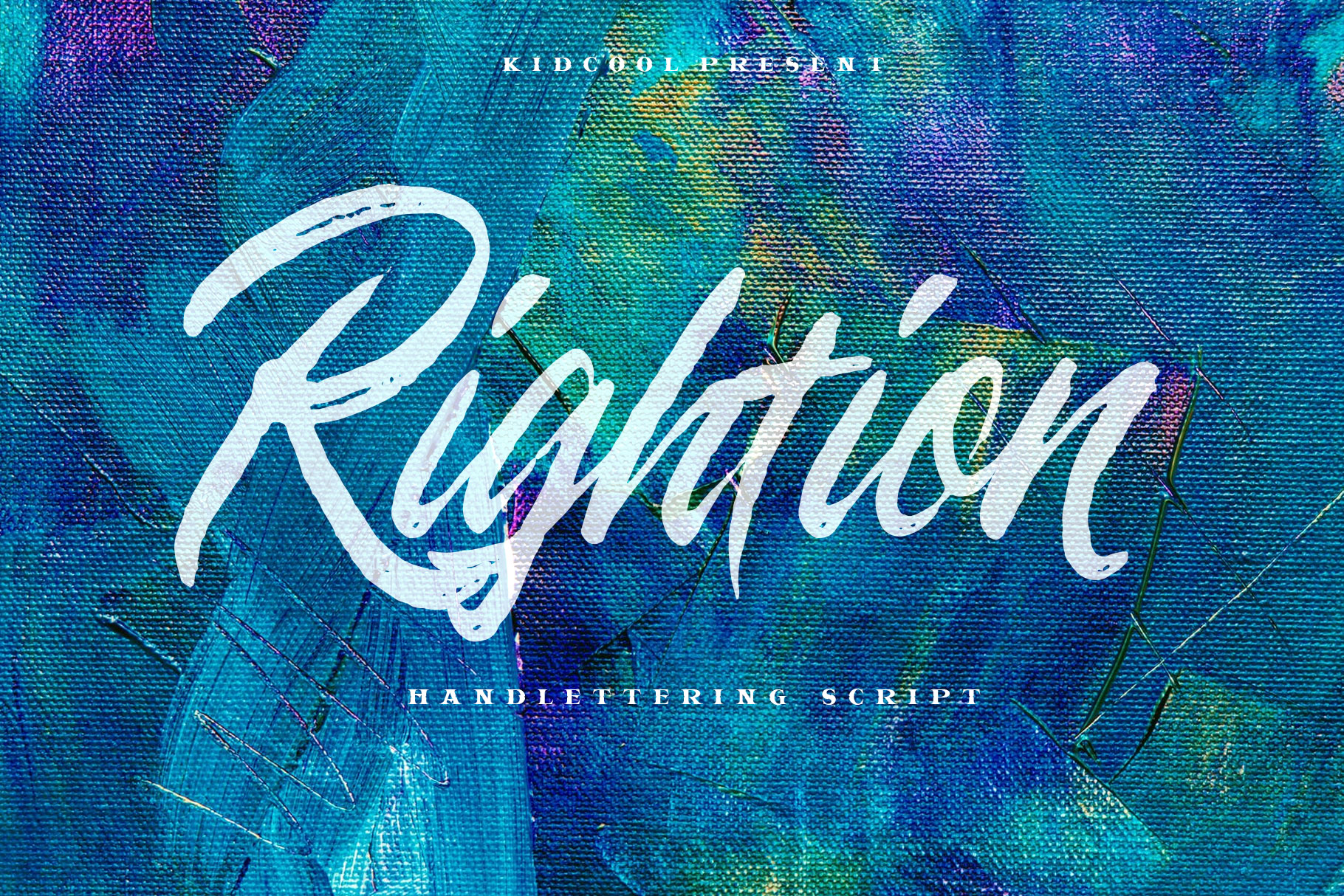 Rightion Handlettering example image 2