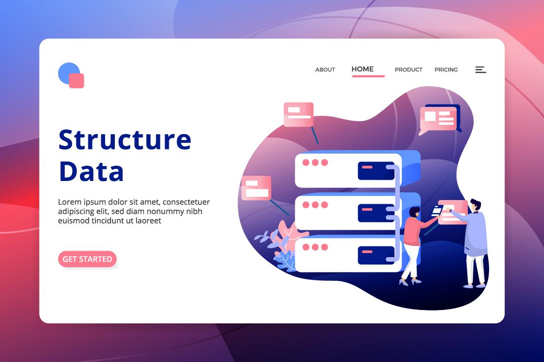 Data Analysis sets Illustration example image 2