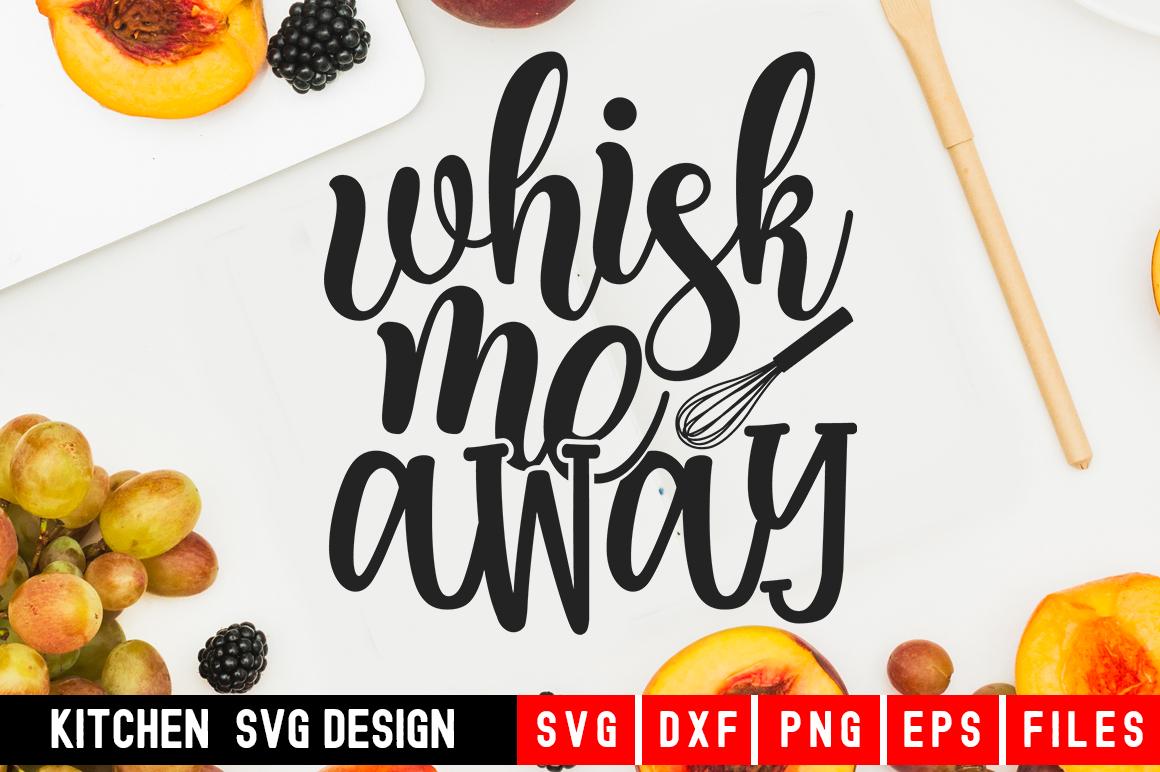 Whish Me Away Svg|kitchen svg|kitchen towel svg example image 1
