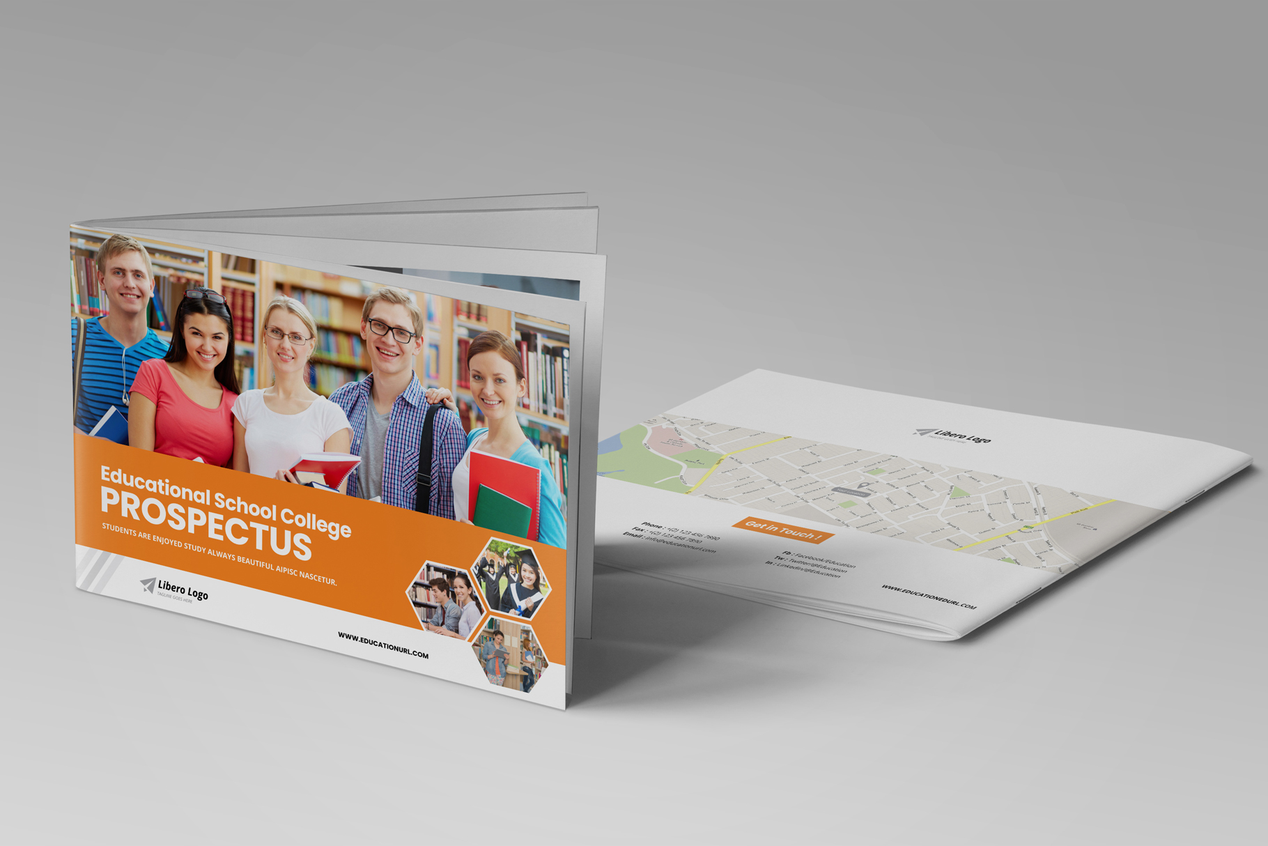 Education Prospectus Brochure v6 example image 14