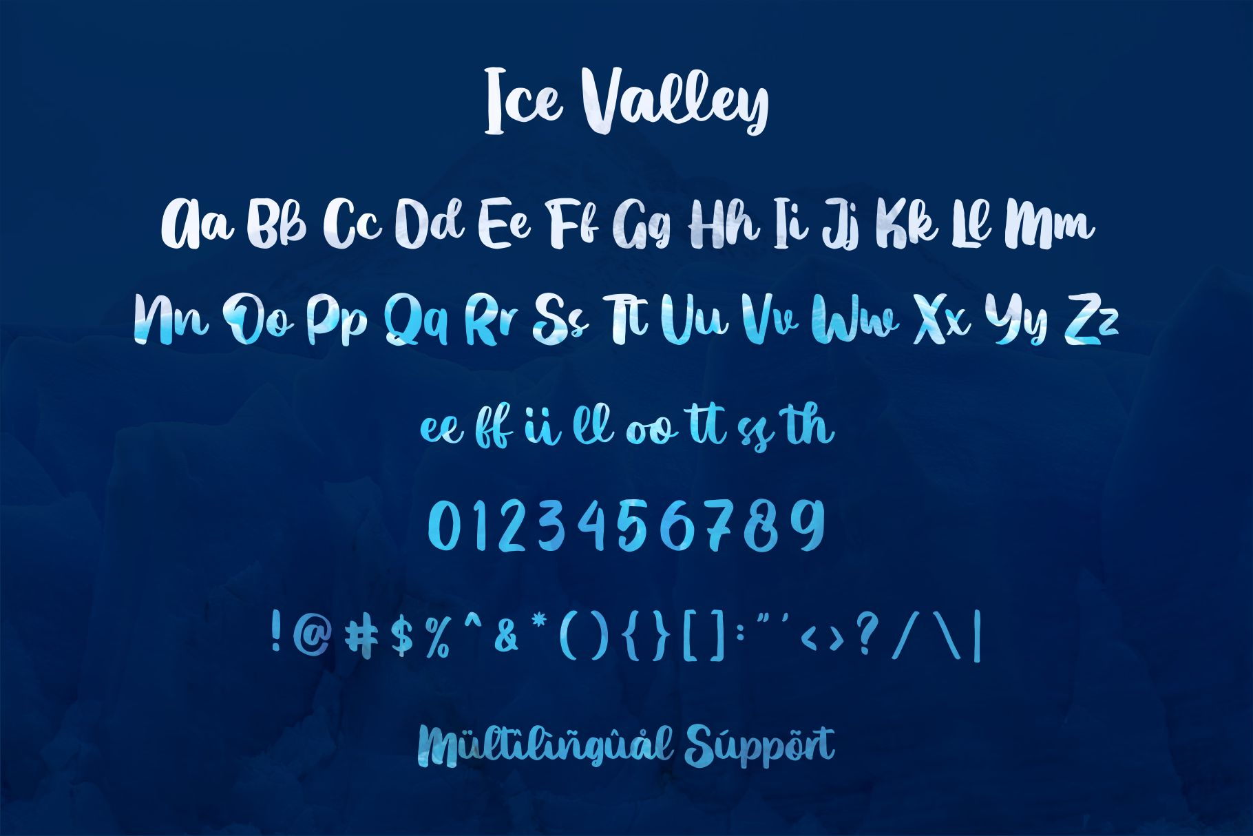 Ice Valley example image 5