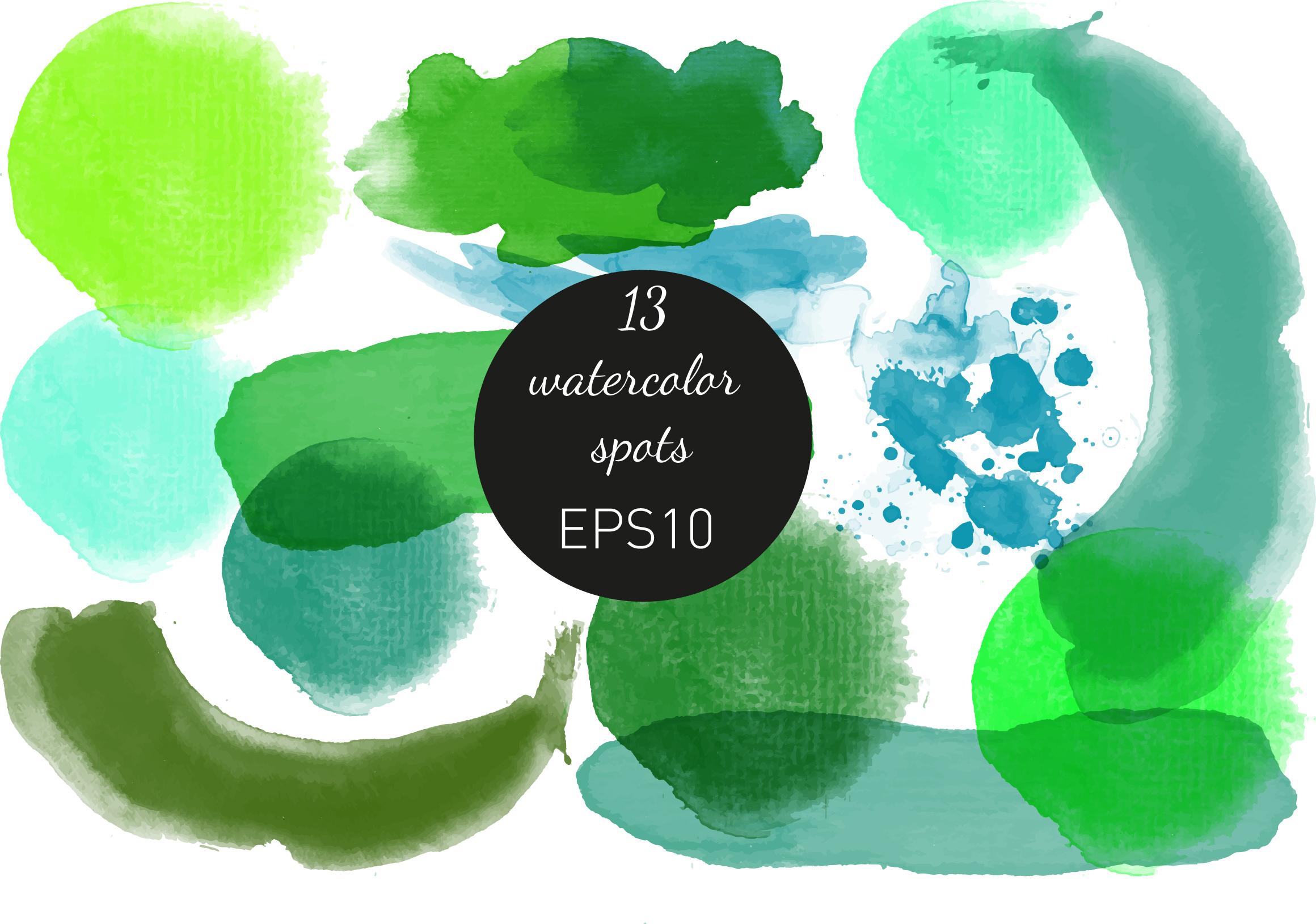 Floral sketch & watercolor example image 4