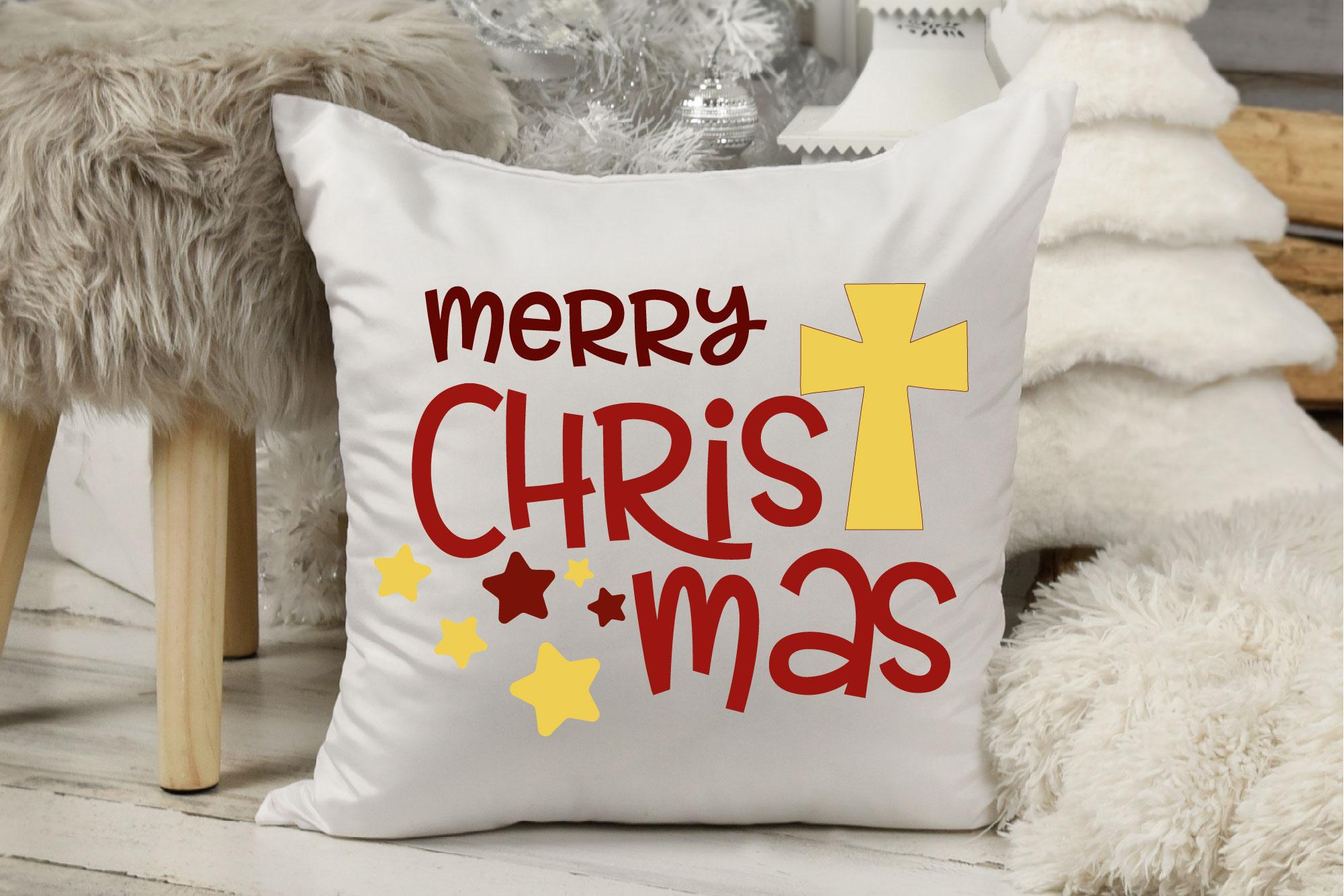 Jesus Christmas Bundle, Christian Christmas Sublimation example image 4