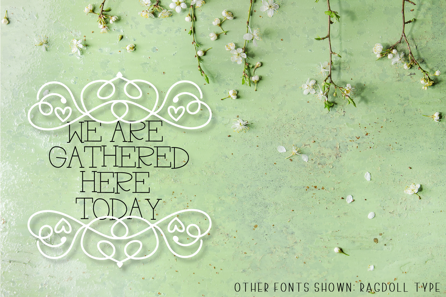 Ornament Font - The Perfect Accessory to Your Designs!  example image 6