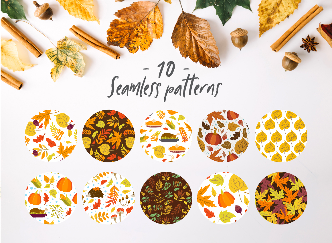 Autumn Vibes collection example image 10