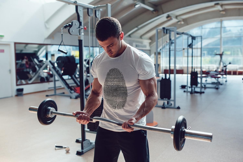 Sport T-Shirt Mock-Up Vol.2 2017 example image 9
