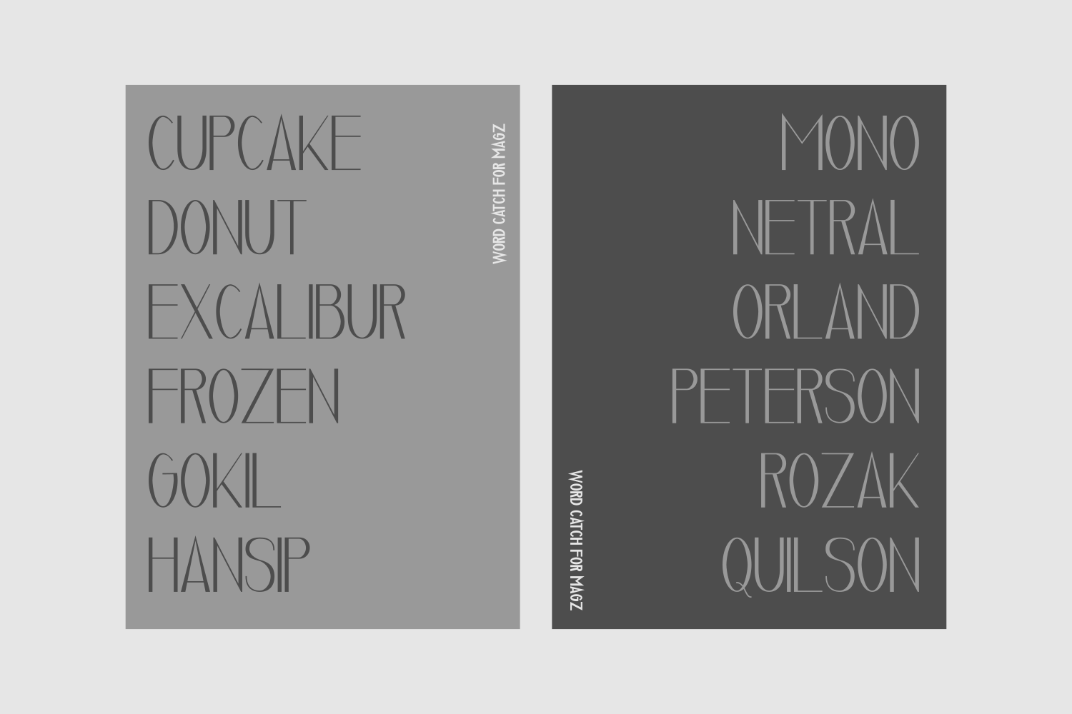 Luxuria // A Luxury Font Family example image 6