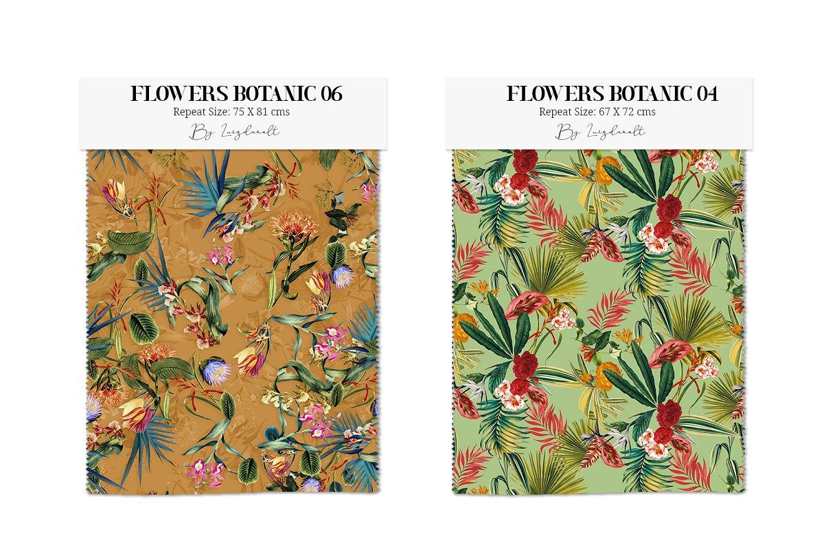 Flowers Botanic V.2 example image 4