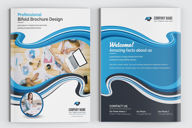 Bifold Brochure example image 8