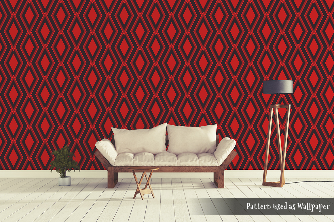 100 Christmas Seamless Patterns example image 25