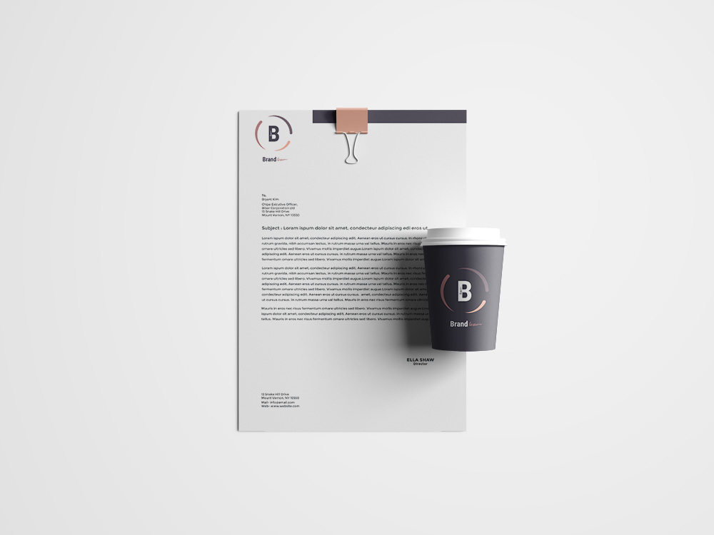 Corporate Identity Pack example image 6