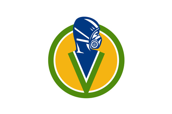 Fumigation Pest Control Service Icon example image 1