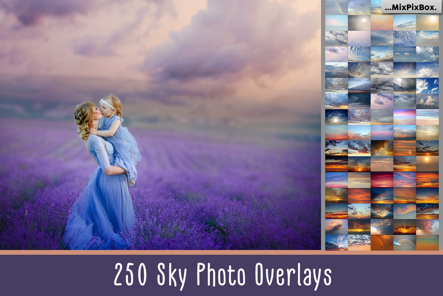 250 Sky Photo Overlays example image 1