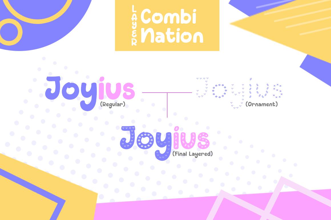 Joyius Display example image 2
