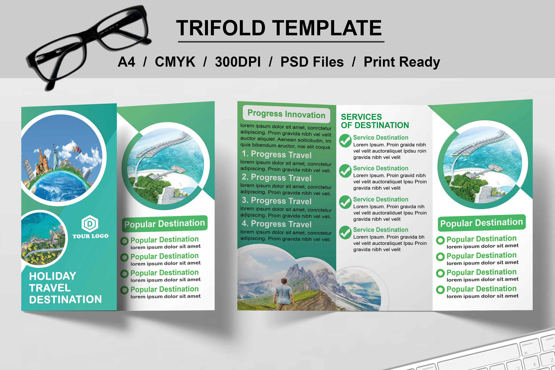 Brochure - Travel Destination example image 1