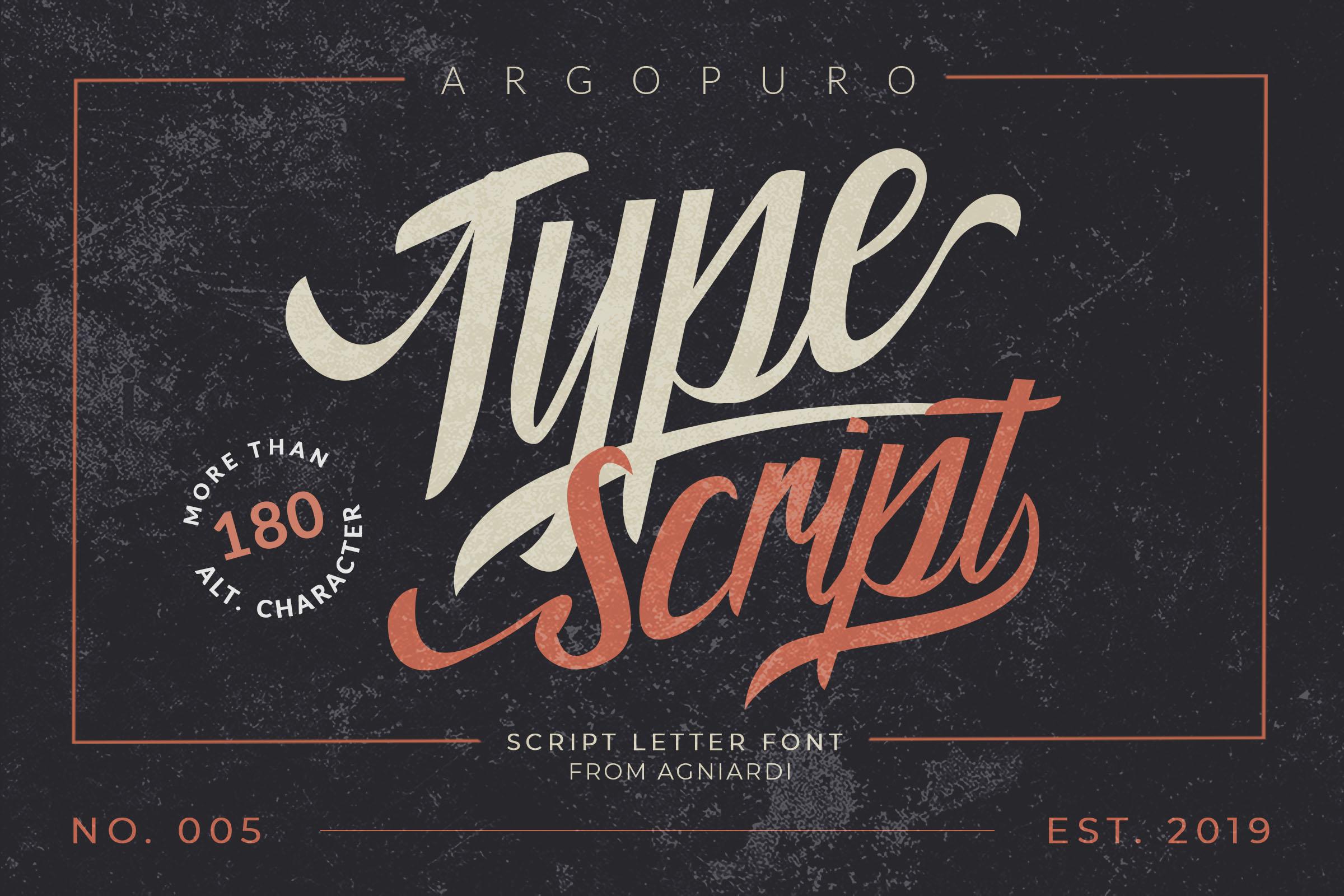Argopuro Script example image 1