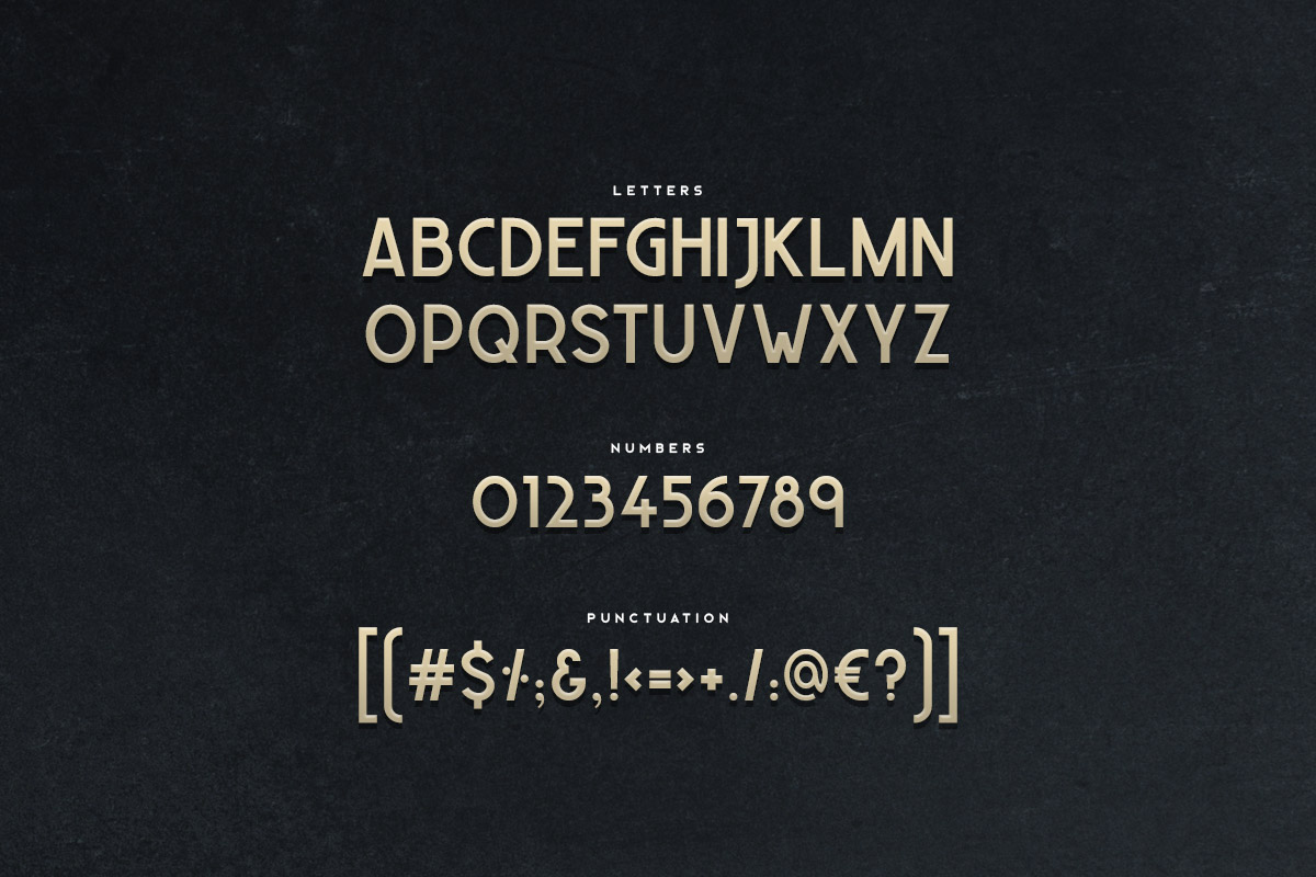 Sojourn Typeface example image 5