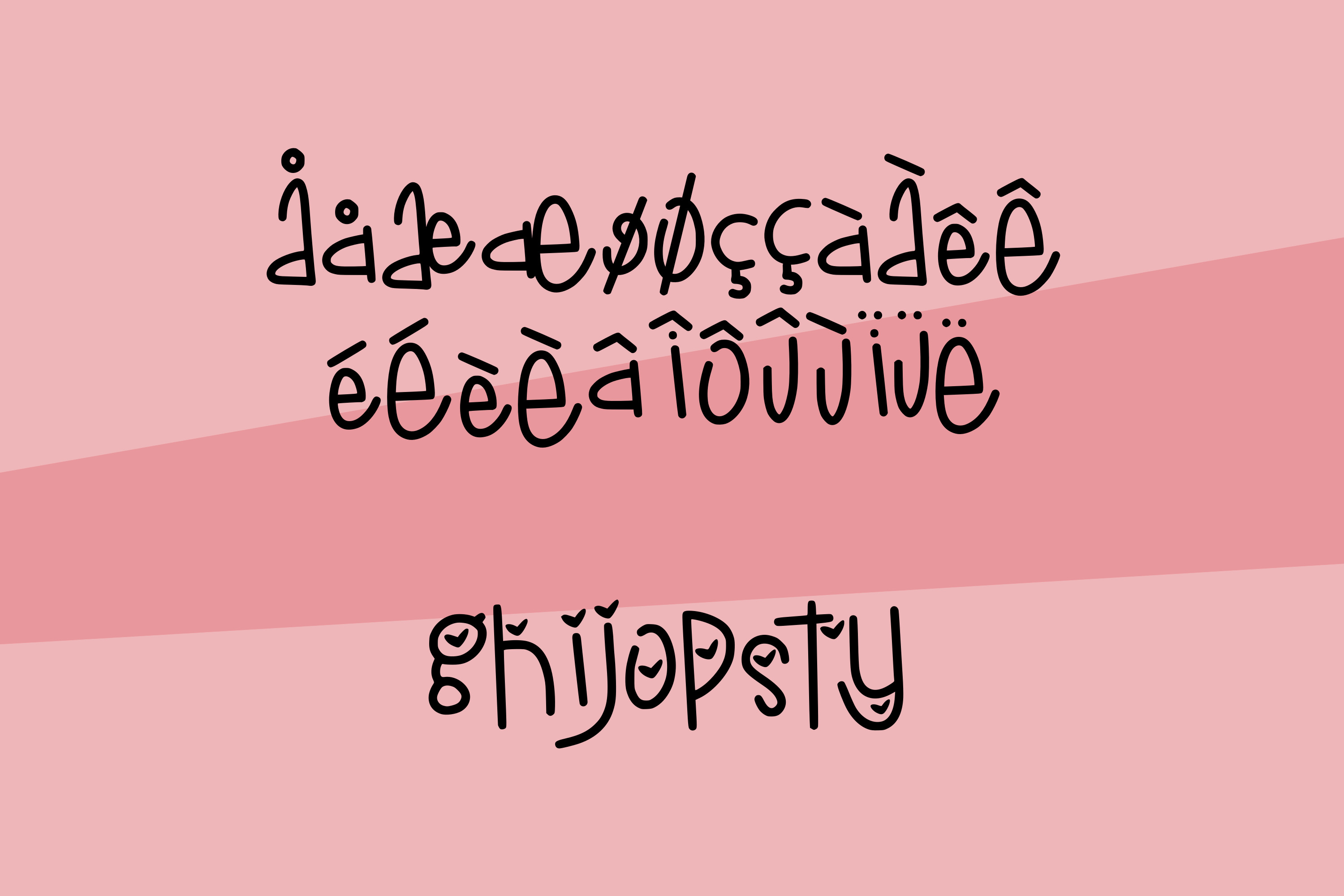 Gnome Matter What a love Font with a FREE SVG! example image 4