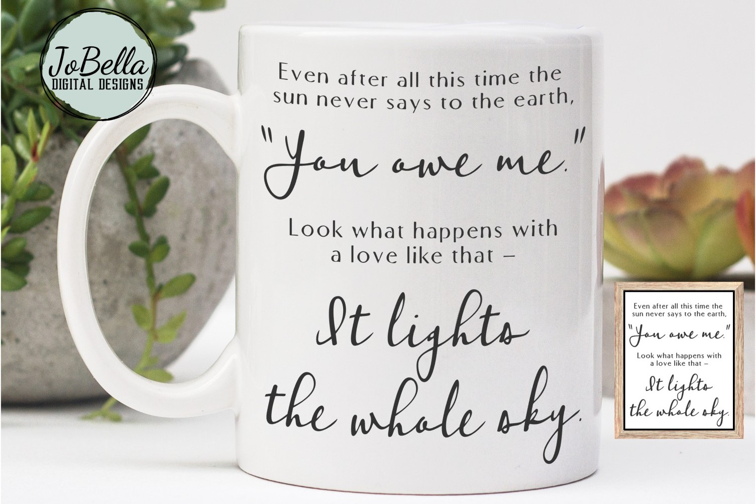 Grateful SVG and Printable Inspirational Quote by Hafiz example image 2
