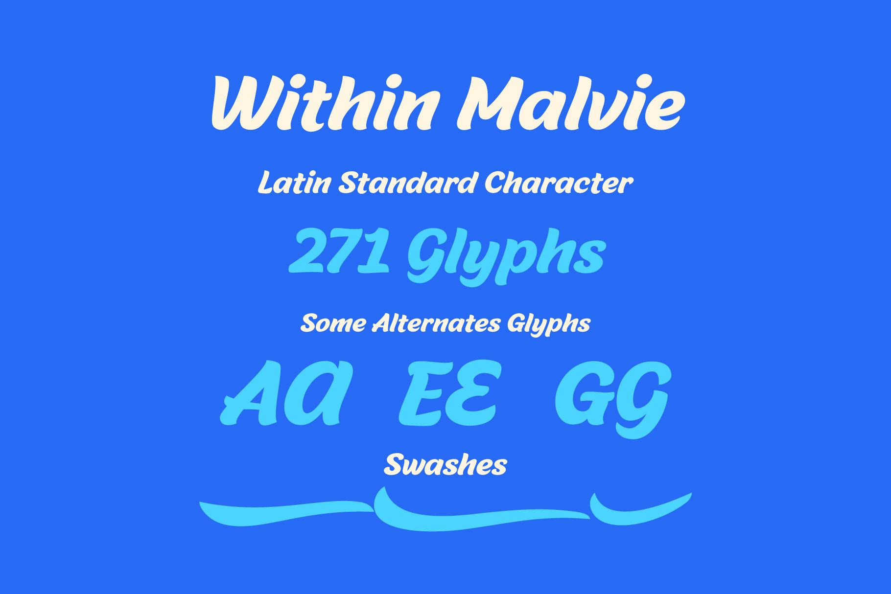 Malvie example image 8