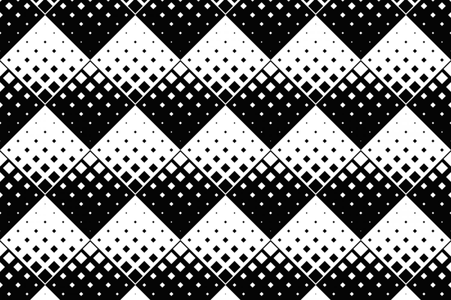 24 Seamless Square Patterns example image 18