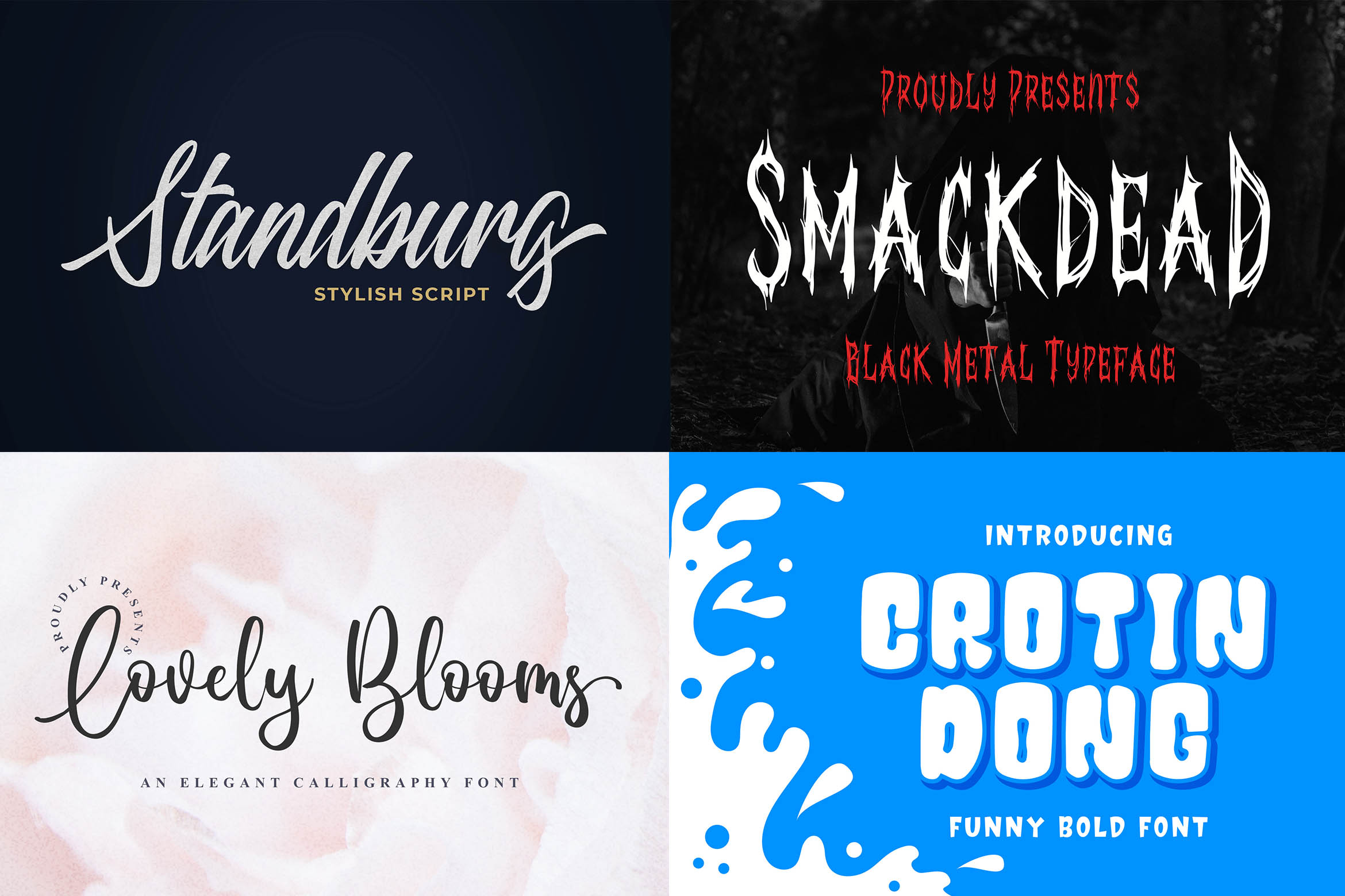 New Year Big Bundle - Crafting Fonts Collection example image 13