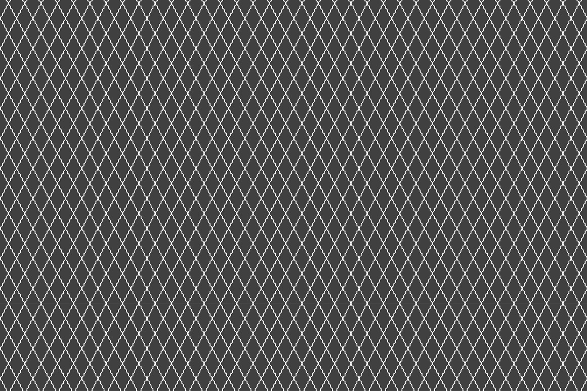 Collection of ornamental patterns. example image 4