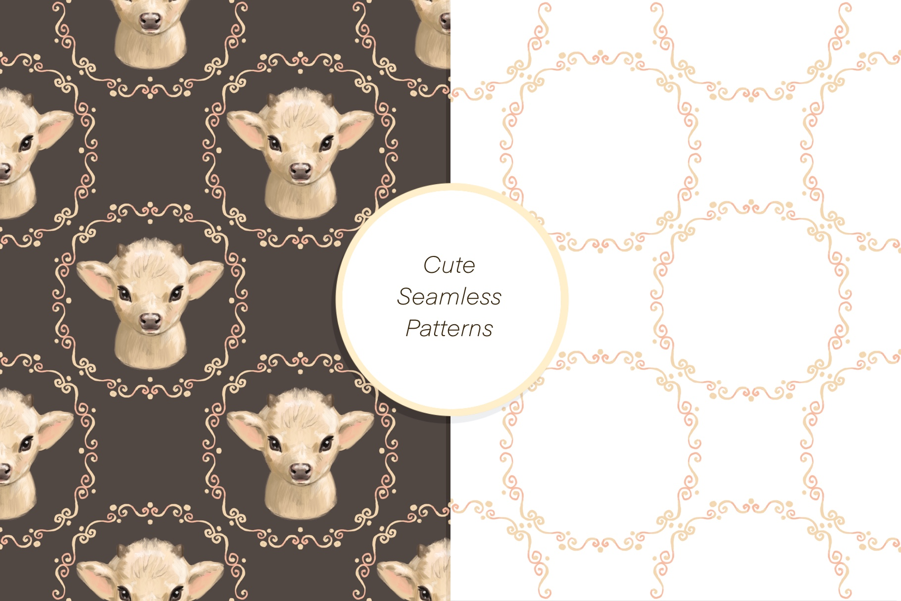 Cute cow clipart example image 3