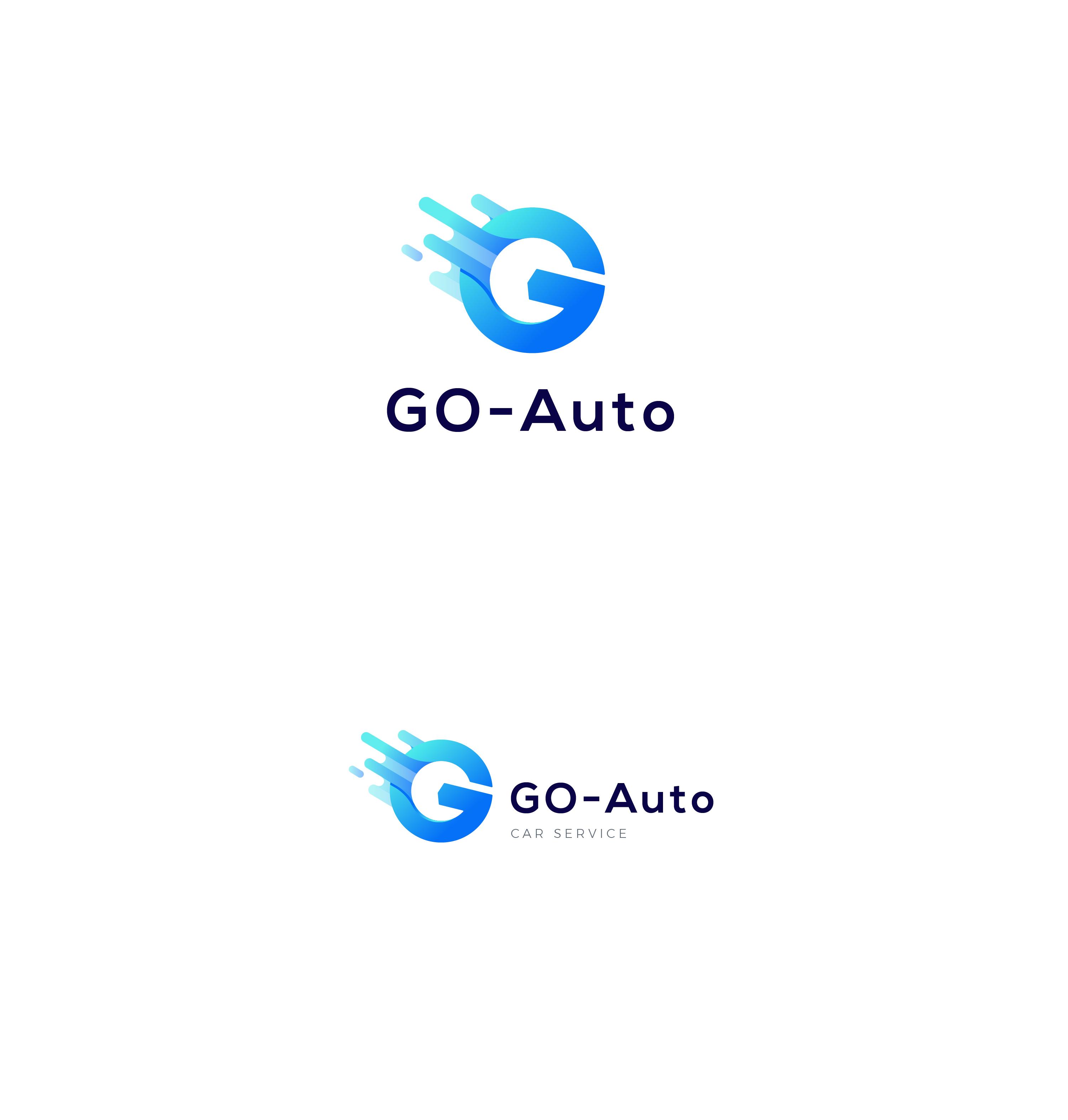 Letter G - Car Service Repair Logo example image 4