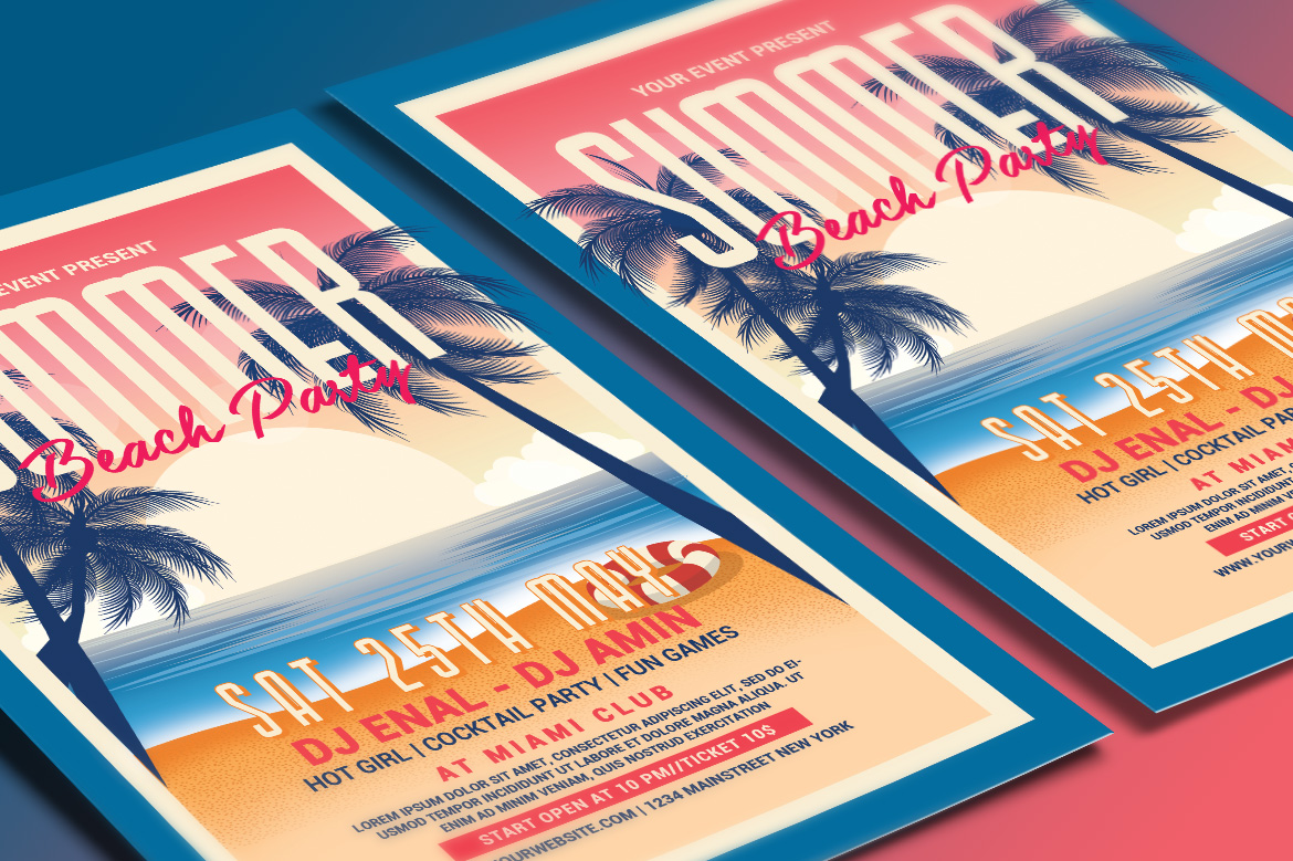 Summer Beach Party example image 3