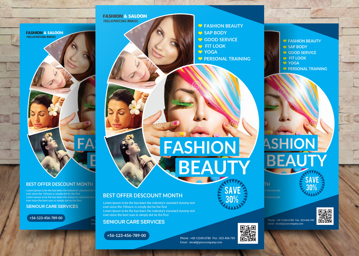 Beuty Bundle Folder 2in1 example image 2