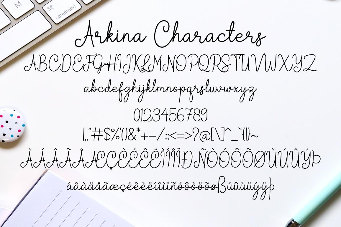Arkina Duo example image 6