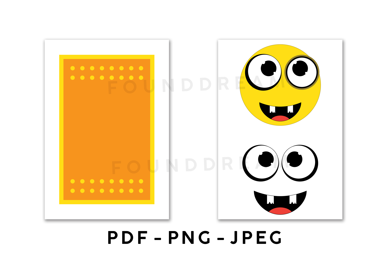 Favor Bag Template | PDF | PNG | JPEG example image 7