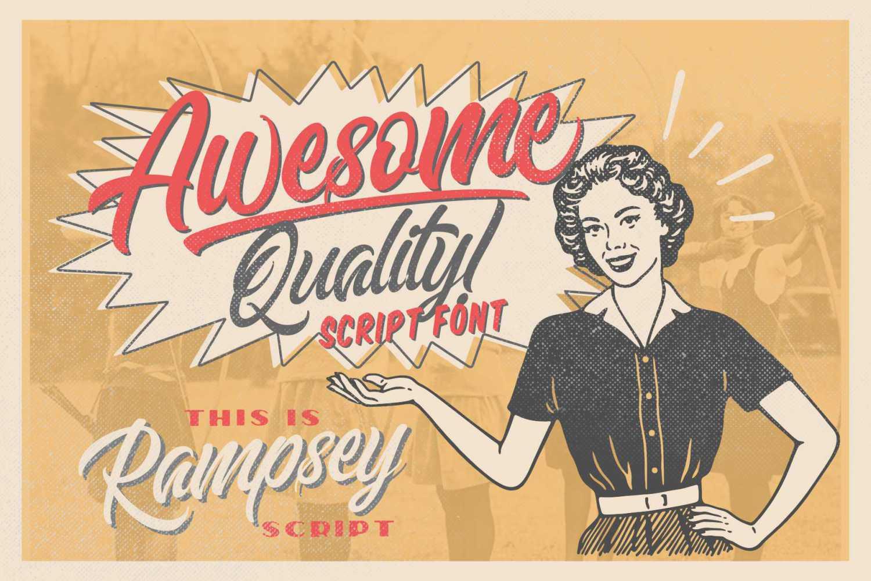 Rampsey Script example image 5