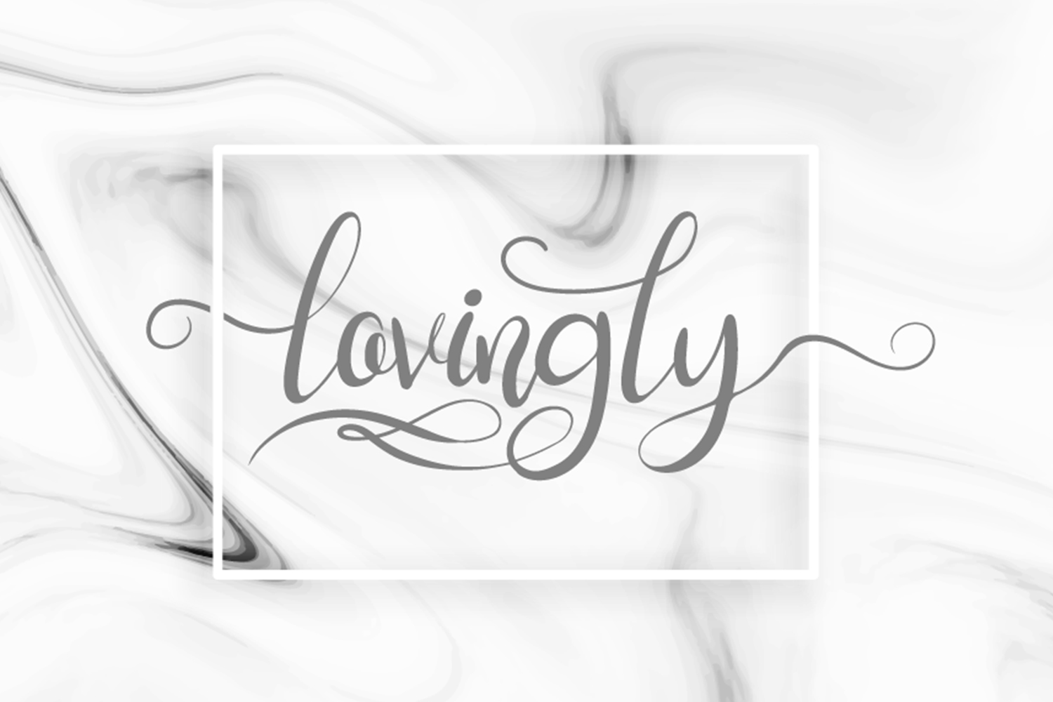 Sweengly - Sweet Script Font example image 4