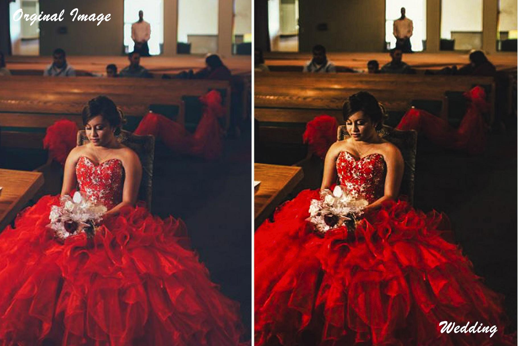 Wedding Lightroom Presets v1 example image 7