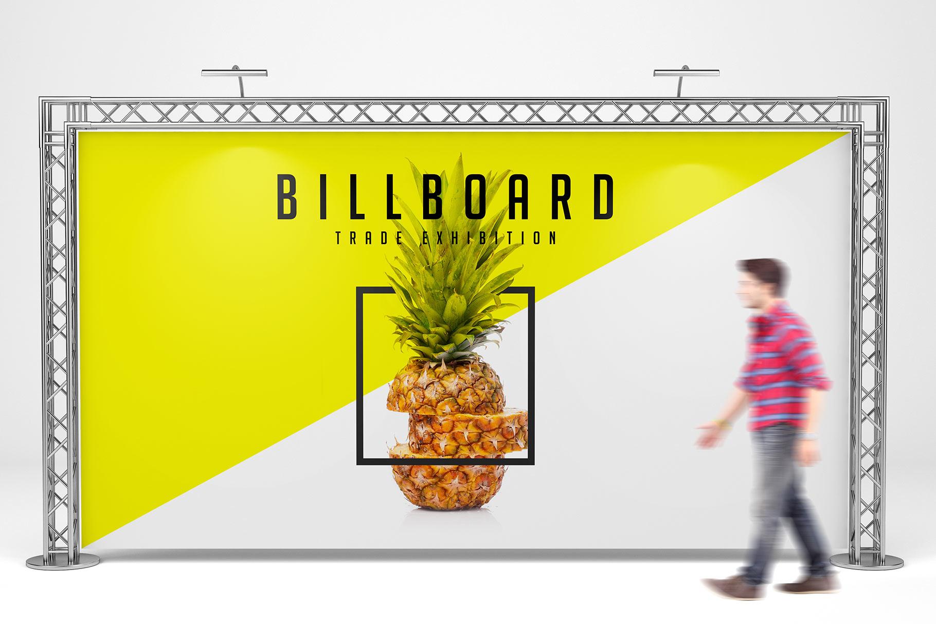 Billboard Mock-Up example image 6