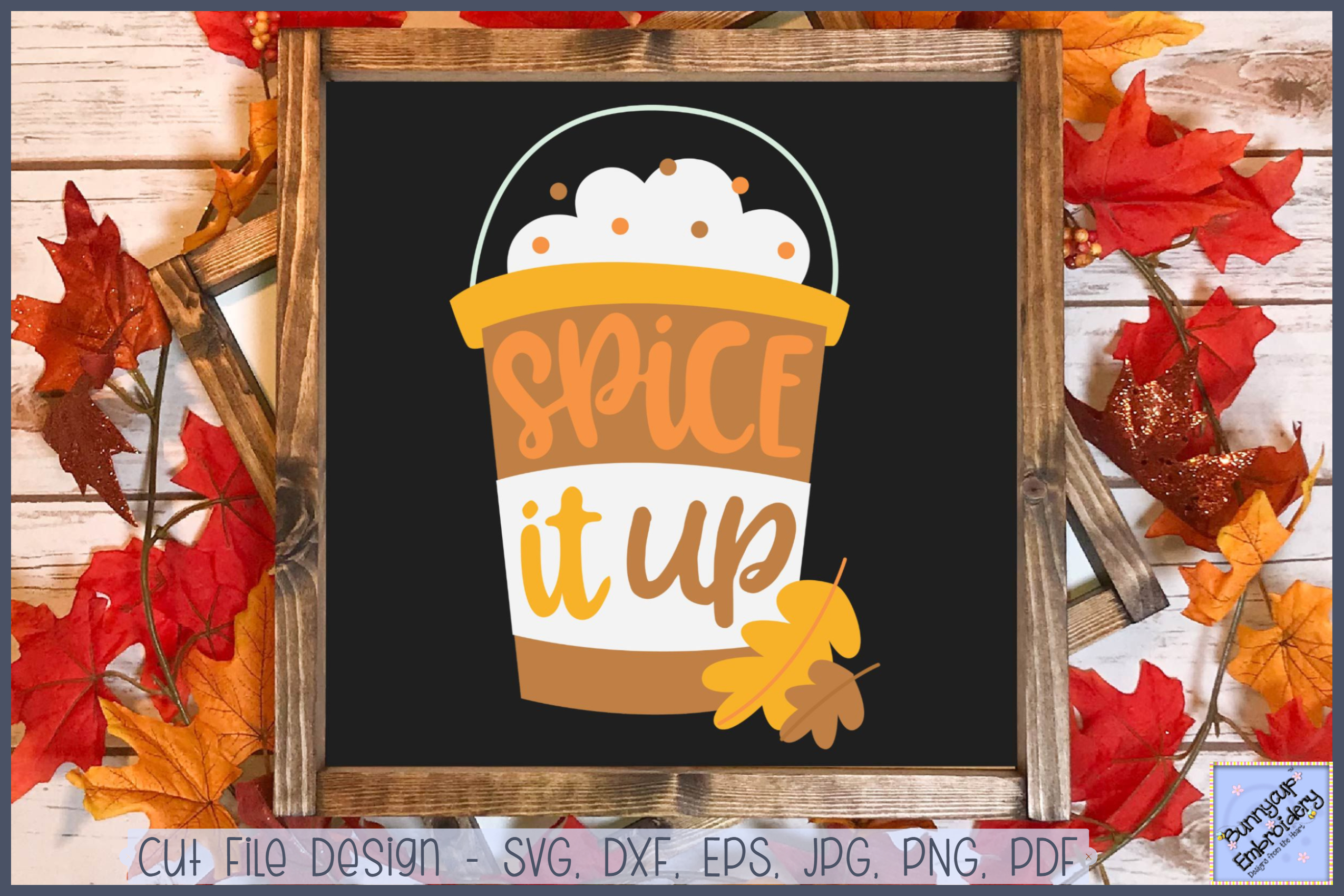 Spice It Up - SVG, Clipart, Printable example image 1
