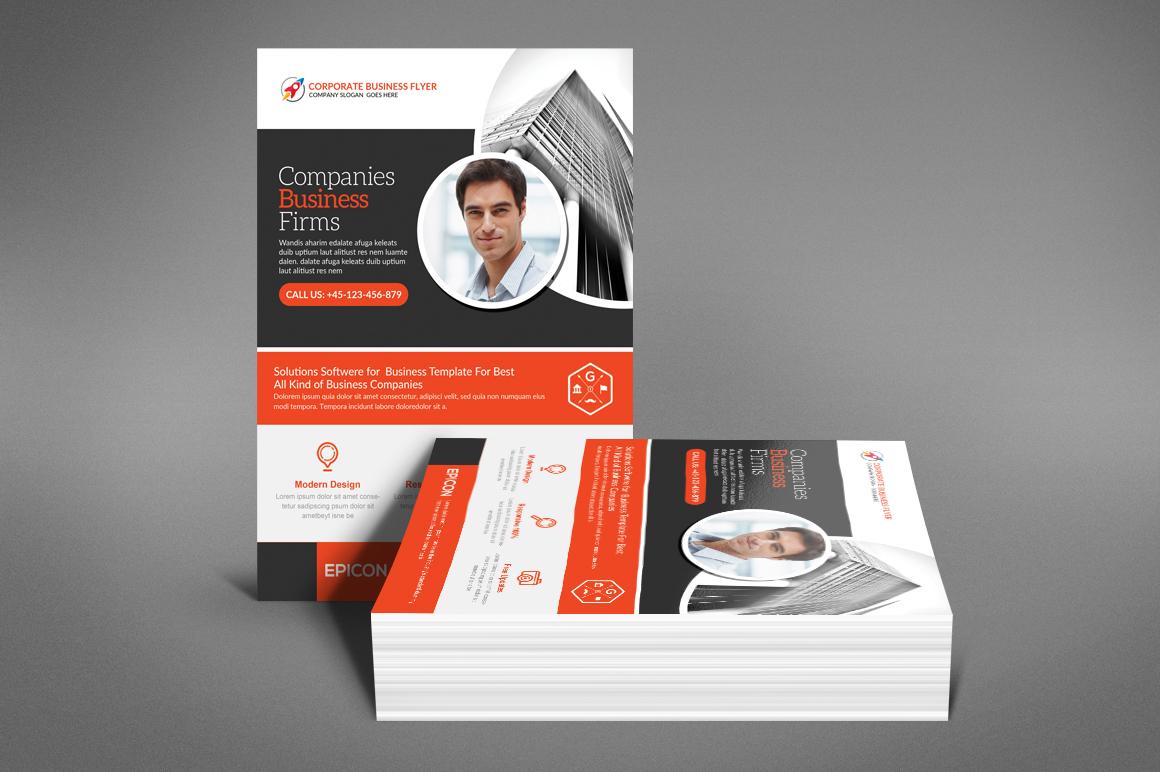 Venture Capital Flyer example image 3