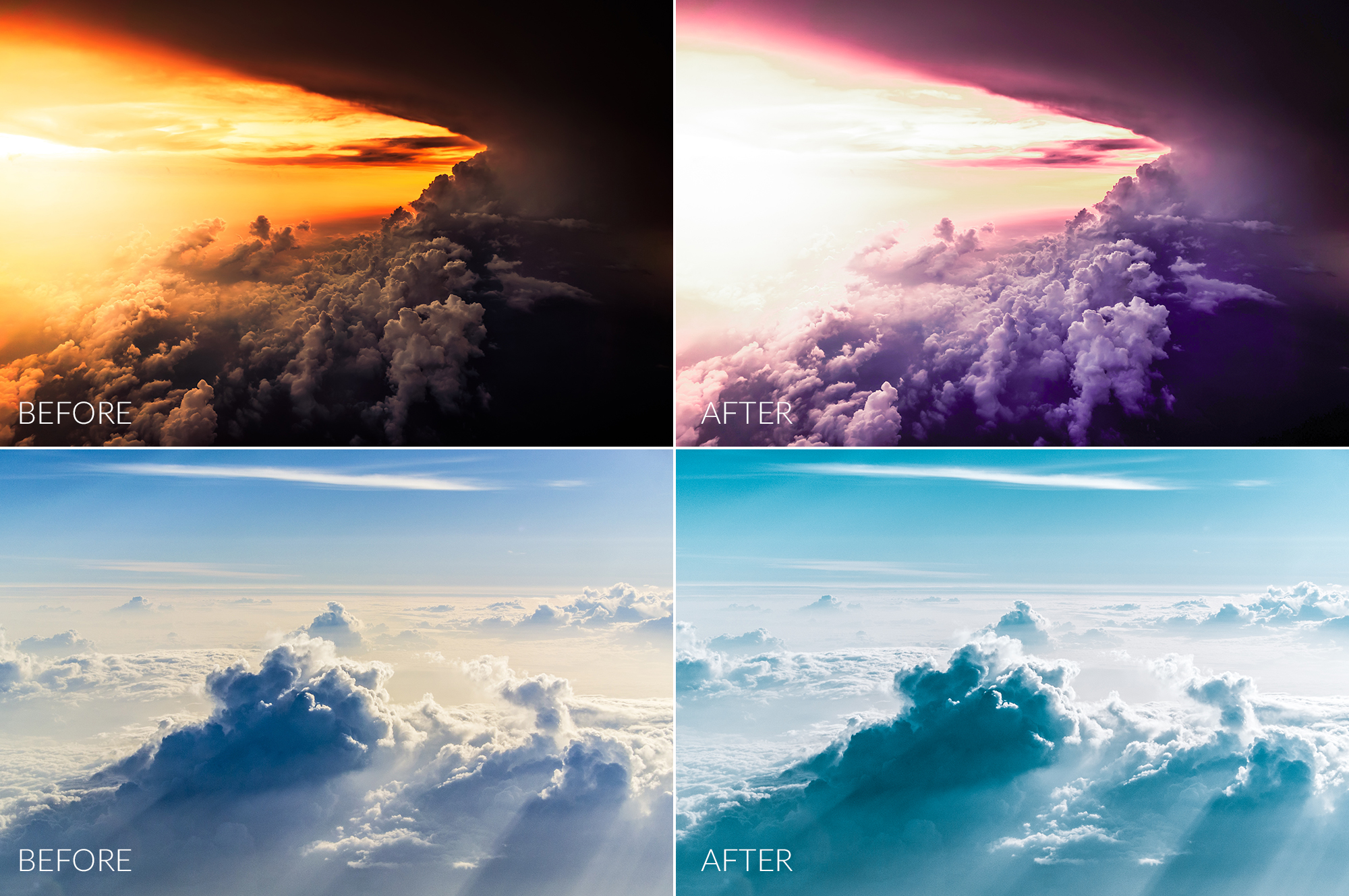 Clouds Lr Presets example image 11