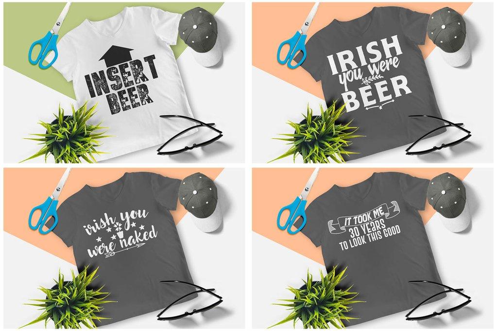 200 Printready Tshirt Design Mega Bundle example image 27