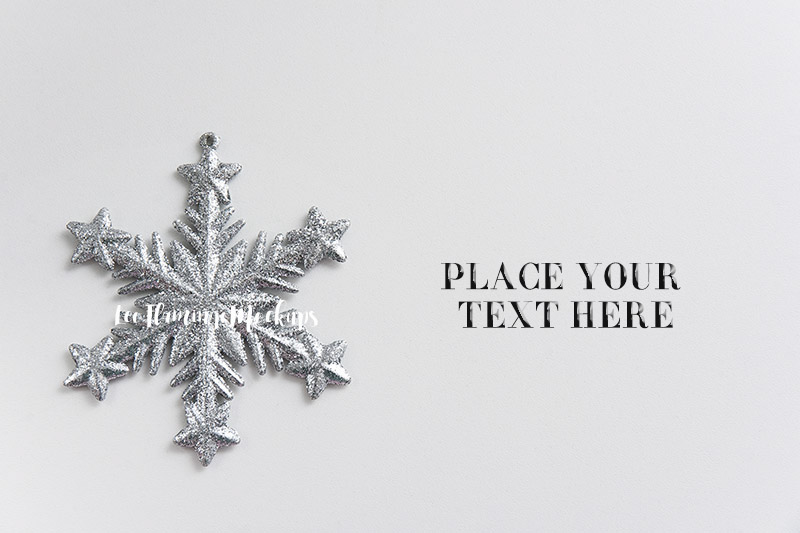 10 Stock photo mix Bundle flatlay Holiday decor mock up Holiday festive New Year Christmas  example image 4