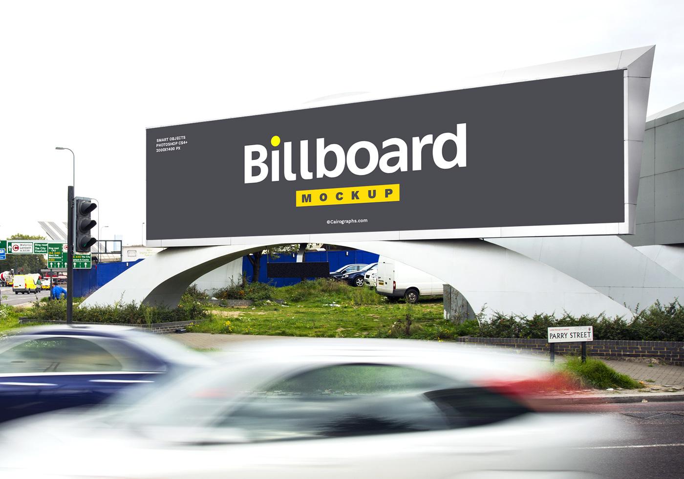 Billboards Mockups example image 8