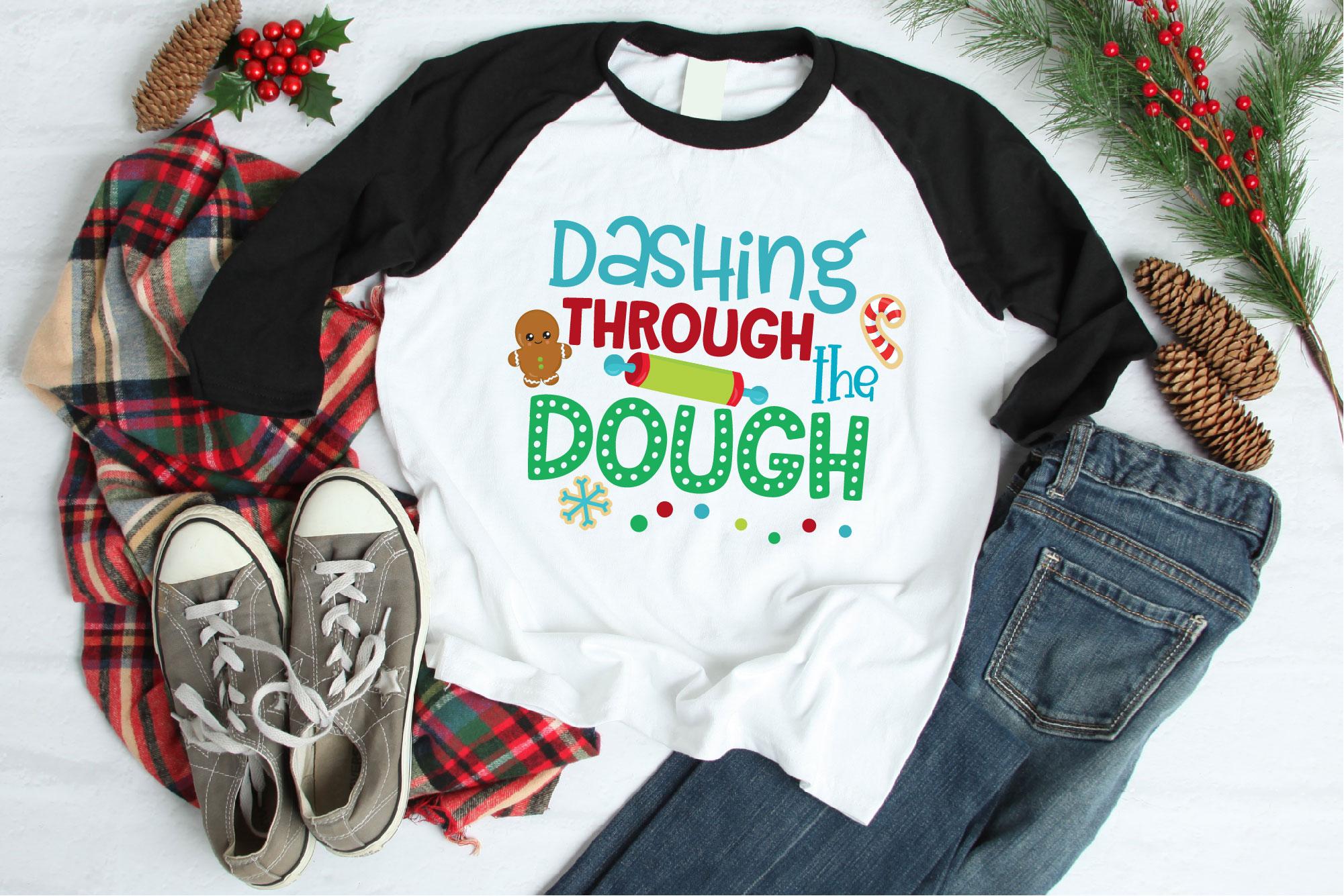 Christmas Cookie Baking Bundle SVG, Christmas Sublimation example image 2