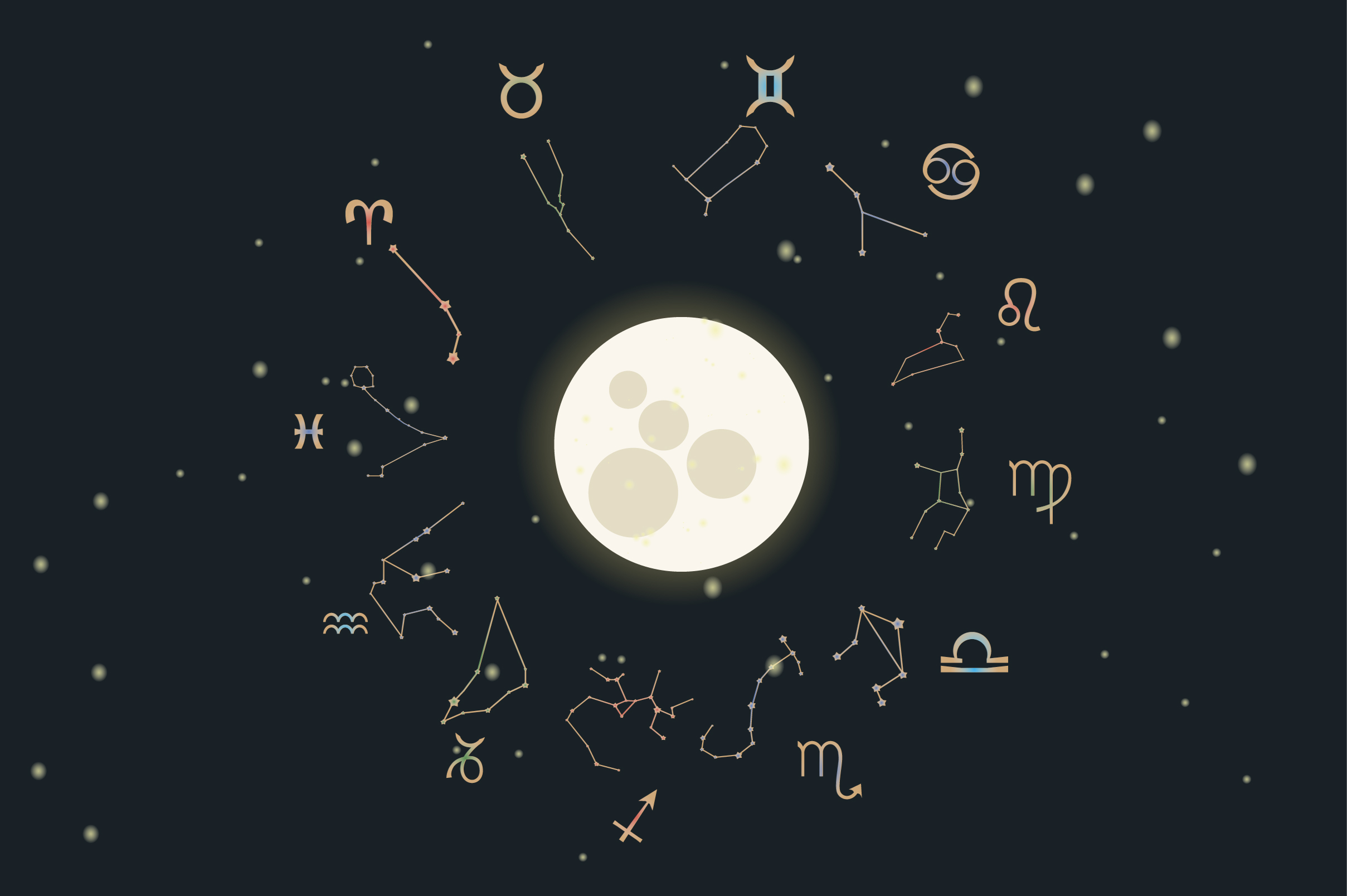 Zodiac. Magic Collection example image 9