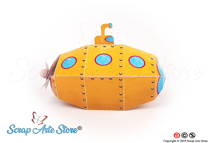 Submarine Box example image 1