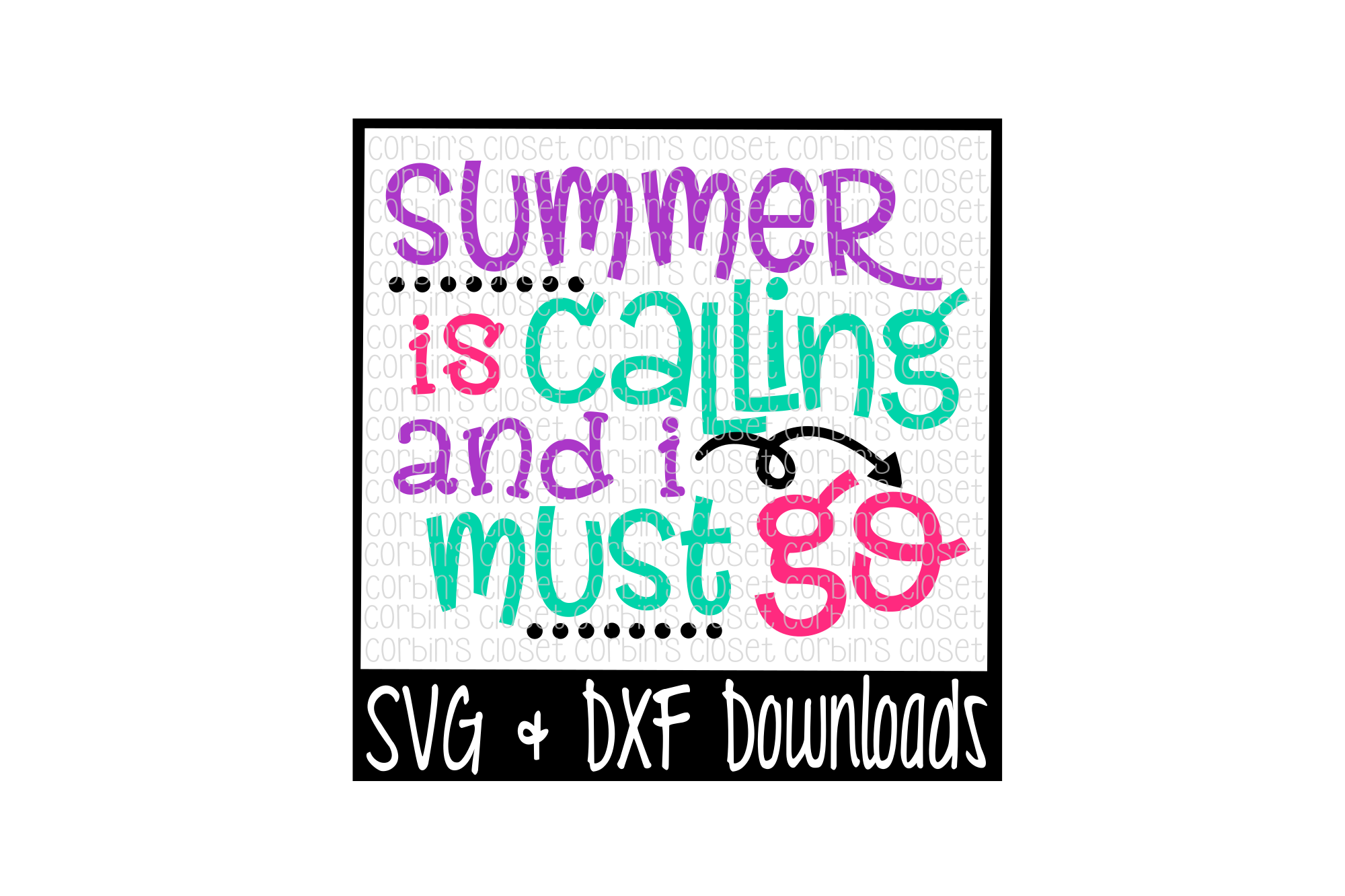 Summer Is Calling And I Must Go example image 1