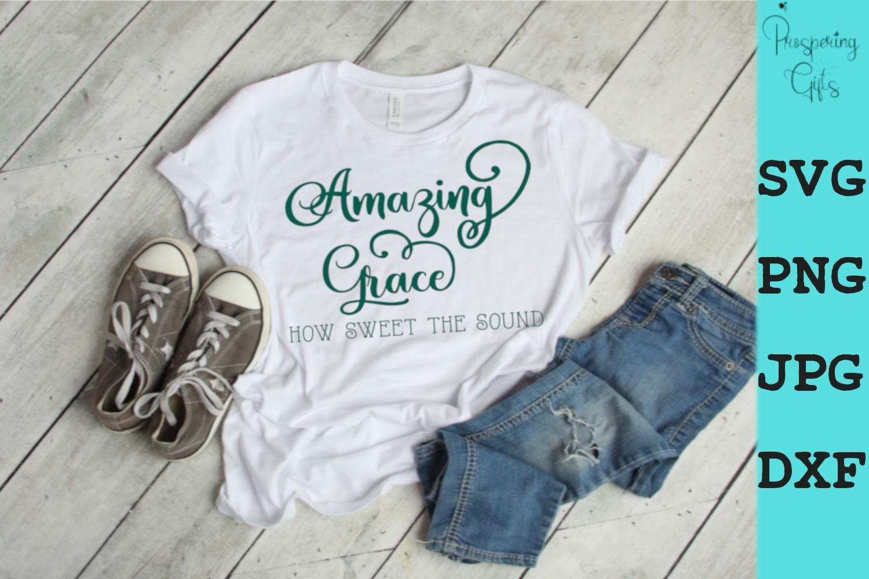 Amazing Grace example image 3